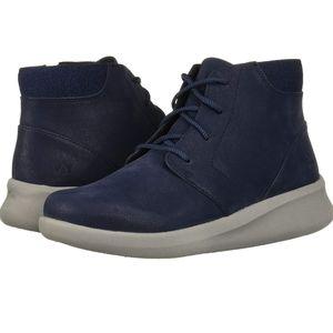 NEW Clark Sullivan 2.0 Way Ankle Boots WIDE